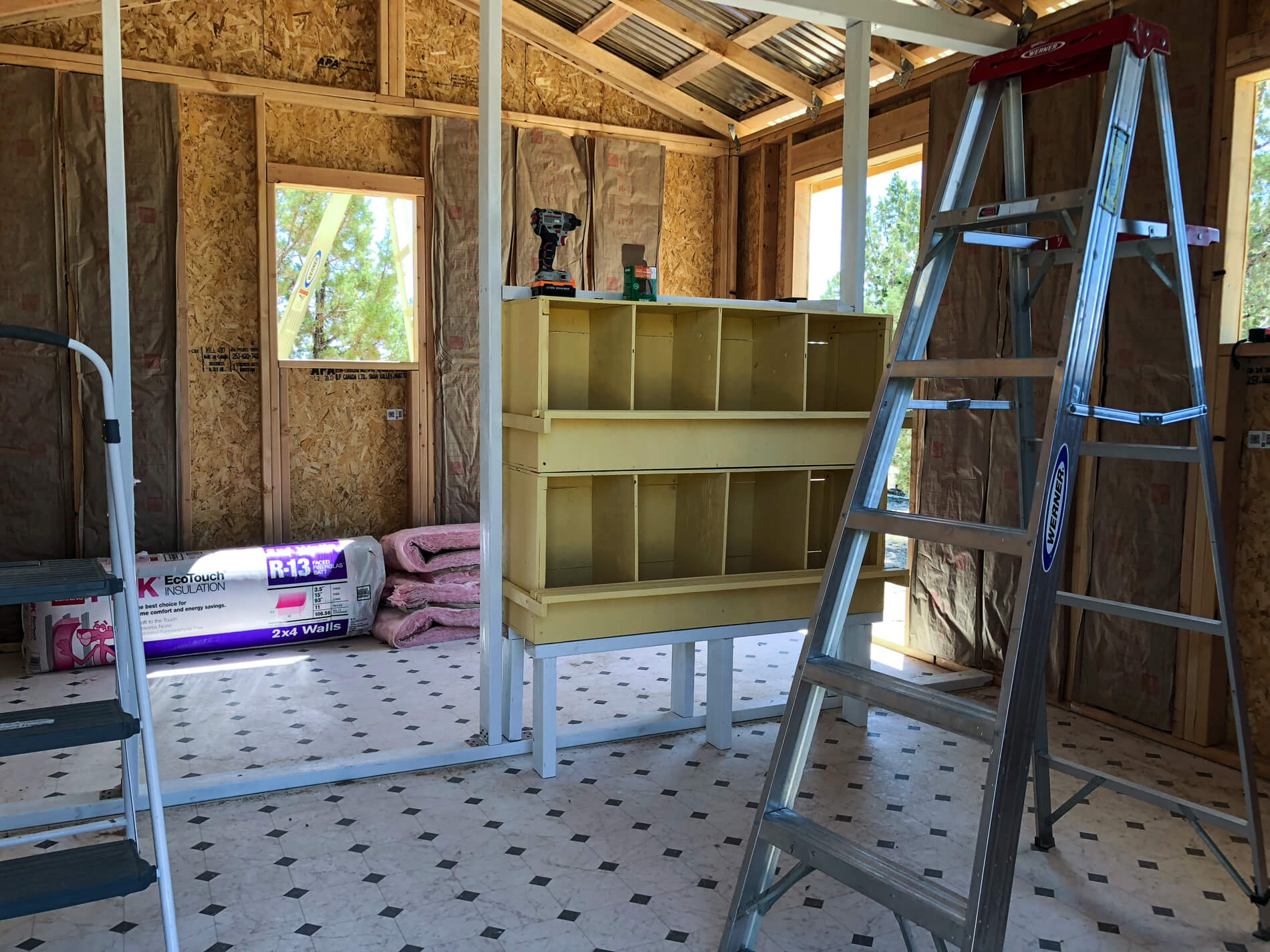 chicken-coop-interior-wall-and-nest-boxes